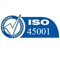 ISO 45001 Sertfikası - Belgesi