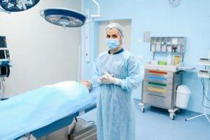 Cerrahi Önlük CE Belgesi - FDA Belgesi