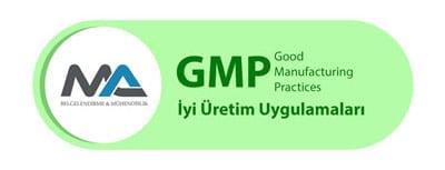 GMP Belgesi İyi Üretim Uygulamaları